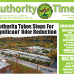 Conshohocken Borough Authority newsletter sample