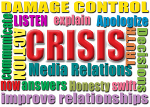 Is your business or nonprofit organization in crisis and wondering how best to handle it? Keep reading for some great tips.