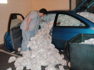 Scott Chappelear won our #bestprank April Fools Day contest.