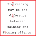 It is best to read a document multiple times as part of the proofreading process.
