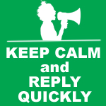 How quickly do you respond to customer complaints on Facebook and Twitter?
