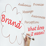 Devising a strategy about your organization, its mission and target audience are all components of an effective branding campaign.