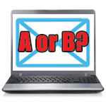 Remember to only test one variation in your A/B email campaigns.