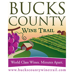 Bucks County Wine Train Logo