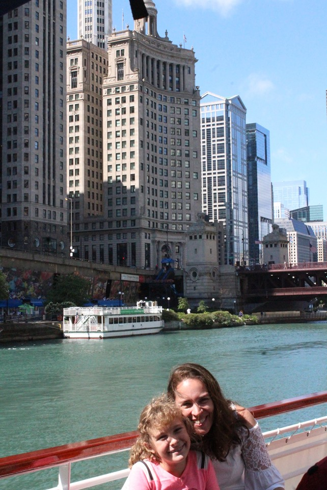 The architectural river cruise was my favorite.